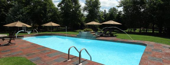 San Juan Pools - Lazy Days Pools And Spas fiberglass swimming pools