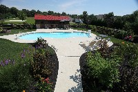 Mirage Fiberglass Pool in Swords Creek, VA